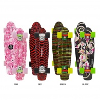 Skateboard Tempish SILIC žlutá-zelená-černá - AKCE!