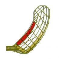 Florbalová hůl Tempish APACHE 550 95cm/pravá, černá/zlatá - AKCE
