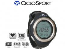 Pulsmetr CicloSport CP12C stříbrná