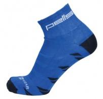 Ponožky Pells bike Coolmax modrá ve.31/32