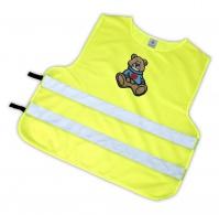 Reflexní vesta dětská Altima medvídek