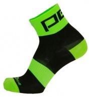 Ponožky Pells RACE Reflex zelená