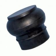 Koncovka gumová na hokejové hole kulatá Tempish