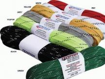 Tkaničky Tempish 300 cm,voskované,hokejové
