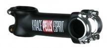 Představec Pells X57, +7°, černý, 90/25,4mm