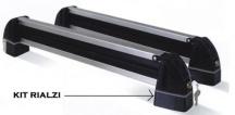 Menabo adaptér pro zvýšení nosiče,stříbrný
