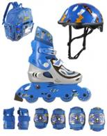 Sada in-line Tempish BABY SKATE blue v.34/37 -AKCE!