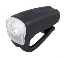 Světlo přední PRO-T Plus 3 Watt LED,nabíjecí, Silicone - černá