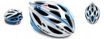 Přilba Rudy Project ZUMA white/azur shiny S/M 54-58cm -AKCE!