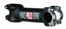 Představec Pells X57, +7°, pr.25,4mm, černý