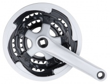 Trojpřevodník PRO-T Fe/plast 28x38x48 zubů šedá