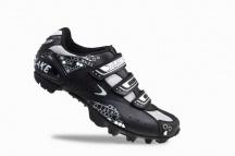 Tretry LAKE MX85 black/silver vel.44