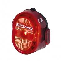 Světlo zadní SIGMA Nugget II Flash červená