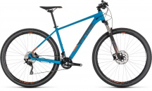 "Horské kolo CUBE Attention SL 29"" 2019 blue´n´orange"