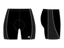Kalhoty Author ASL-3A dámské černé pas-L,XL