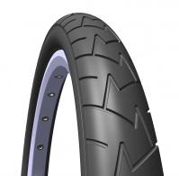 Plášť RUBENA/MITAS 14x1 3/8 (350A) (37-288) V57 COMFORT černý