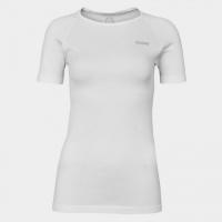 Dámské triko s krátkým rukávem SWEEP bílé SWFT005