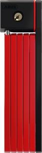 Zámek skládací ABUS BORDO uGrip 5700/80 red