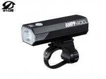 Světlo přední CATEYE HL-EL084RC AMPP400 černá