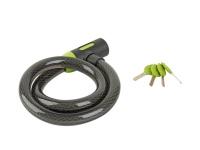 Zámek Author ACL-85 C-Sleeve d.25x1000mm černá/zelená