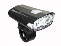 Světlo přední Author A-Doppio 40 lm USB,černá