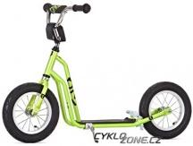 Koloběžka Yedoo ONE green-Doprava ZDARMA