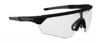 Brýle FORCE ENIGMA černo-šedé mat.,fotochrom. skla - AKCE!