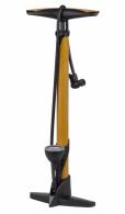 Hustilka PRO-T Plus velká s manometrem GF-33 žlutá barva