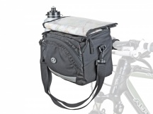 Brašna na řidítka AUTHOR A-H735 QRA X7 d.25,4/ d.31,8mm (černá)