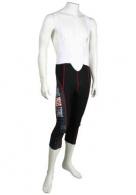Kalhoty Pells golfky X-race, reflexní, šle, Lycra,pánské