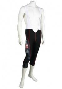 Kalhoty Pells golfky X-race, reflexní, šle, Lycra,pánské vel.M