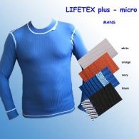 Termoprádlo LIFETEX plus - triko dlouhý rukáv- man