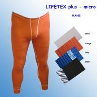 Termoprádlo LIFETEX plus - spodky dlouhé - man