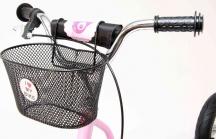 Košík na řídítka dětský závěsný