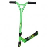 Koloběžka VIPER STUNT 100 AL green