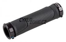 Grip PRO-T Plus na inbus 308 černá+černé objímky