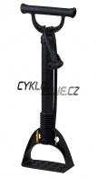 Hustilka PRO-T nožní plast GF-04 černá