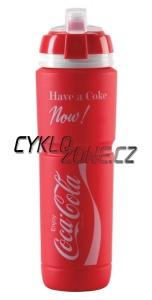 Láhev ELITE Maxicorsa Coca Cola 1,0l červeno/bílá