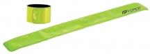 Pásek reflexní samonavíjecí 38cm žlutý