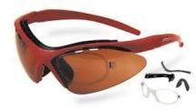 Sluneční Brýle R2 ČERVENÉ AT012B