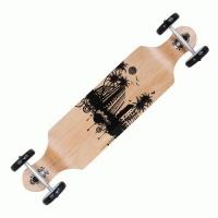 Longerboard TANKER board 125