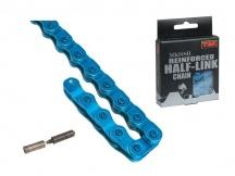 Řetěz BMX YBN MK918H modrý 1k