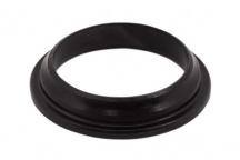 Spodní kroužek řízení na vidlici 26,4mm Fe, černý