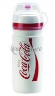 Láhev ELITE Corsa CocaCola MTB 0,75l bílá/červená