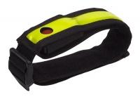 Bezpečnostní reflexní pásek SMART s blikačkou - AKCE!
