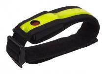 Svítící bezpečnostní pásek SMART s blikačkou