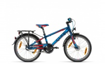 "Dětské kolo CUBE KID 200 20"" Street 2014 blue red"