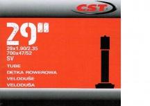 """Duše CST 29"""", 47/52-622 AV 33mm (29 x 1,90-2,35)"""