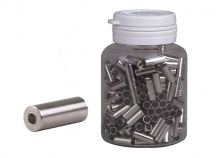 Koncovka  bowdenu řadícího PRO-T 4mm stříbrná CNC