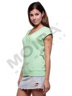 Triko dámské MOIRA MODALINE MOD/DKR s krátkým rukávem